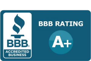 A+ Rated Better Business Bureau